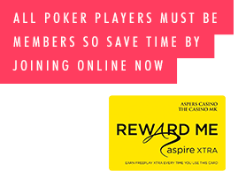 Join up now and get £5 Freeplay